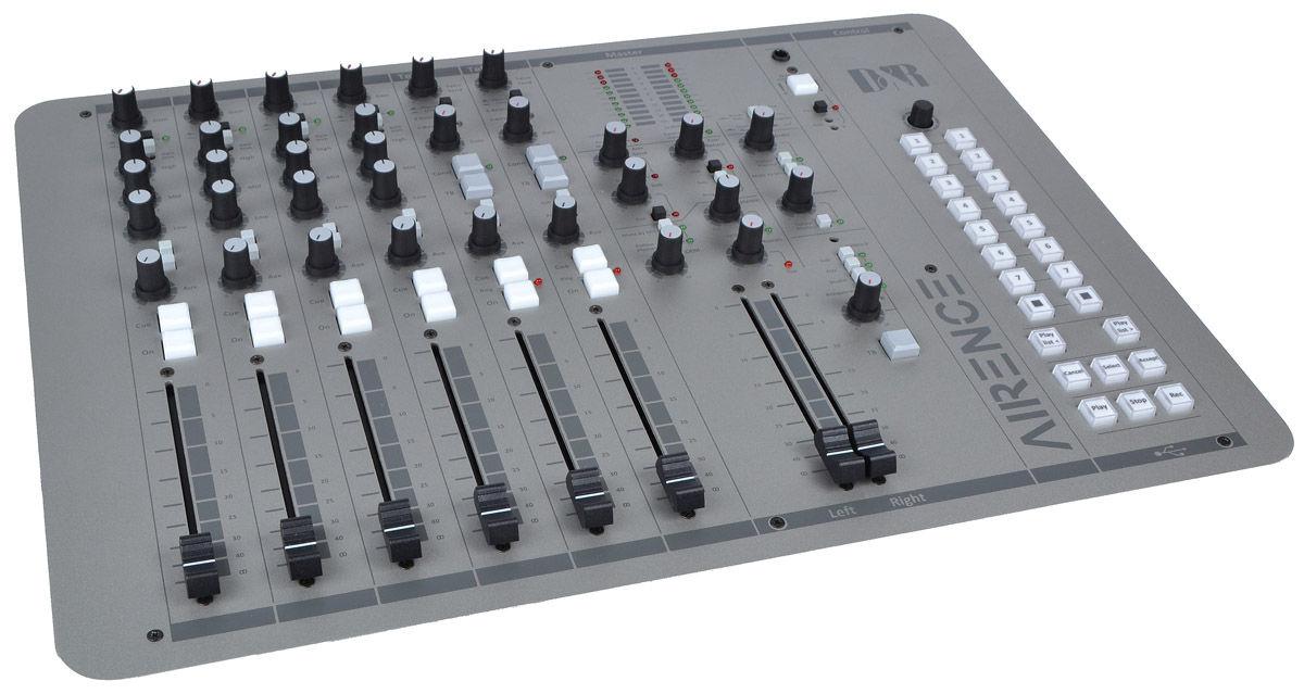 D&R Airence-USB Main Unit radijska mikseta