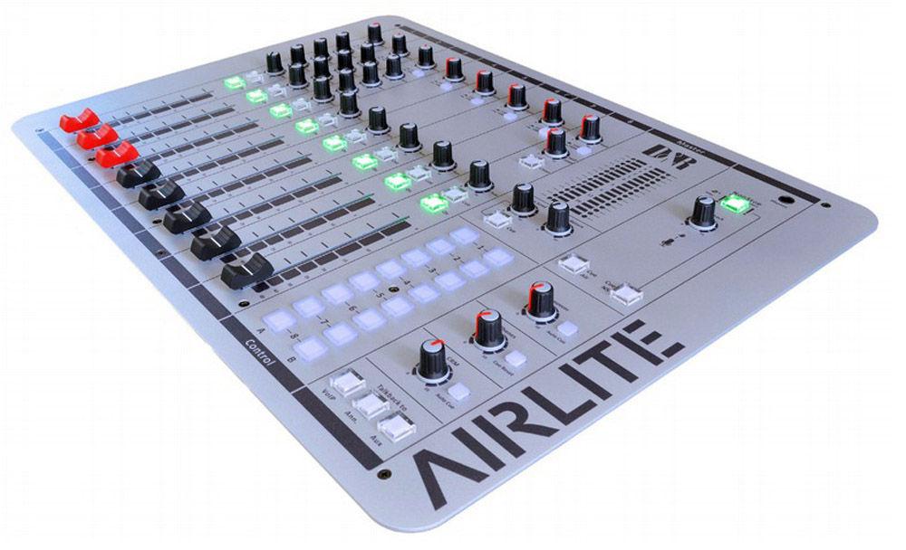 D&R Airlite-USB radijska mikseta
