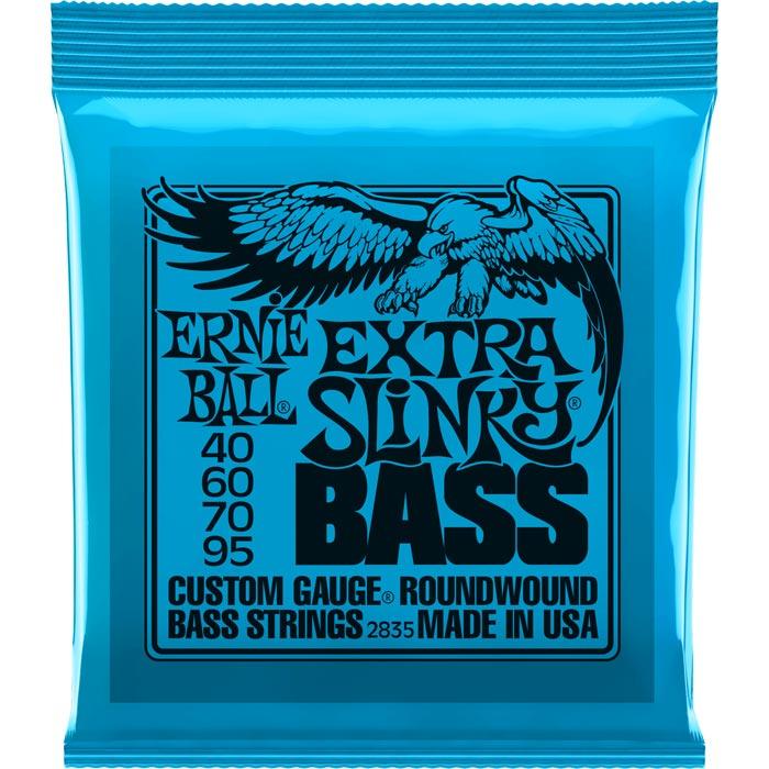 Ernie Ball Extra Slinky Nickel Wound 2835 žice za bas gitaru