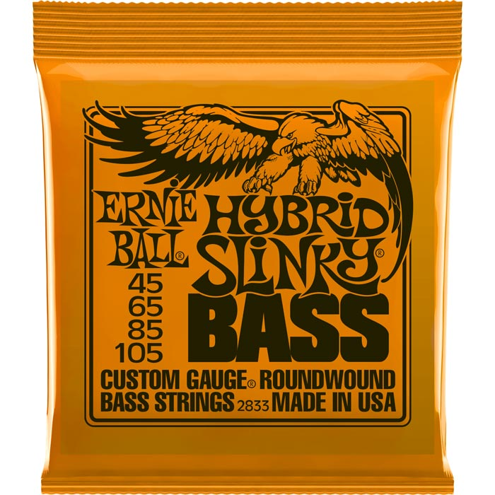 Ernie Ball Hybrid Slinky Nickel Wound 2833 žice za bas gitaru