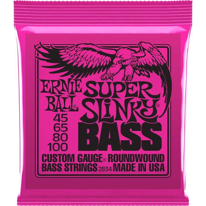 Ernie Ball Super Slinky Nickel Wound 2834 žice za bas gitaru