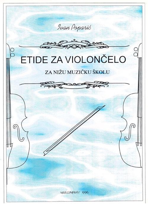 Etide za violončelo za nižu muzičku školu
