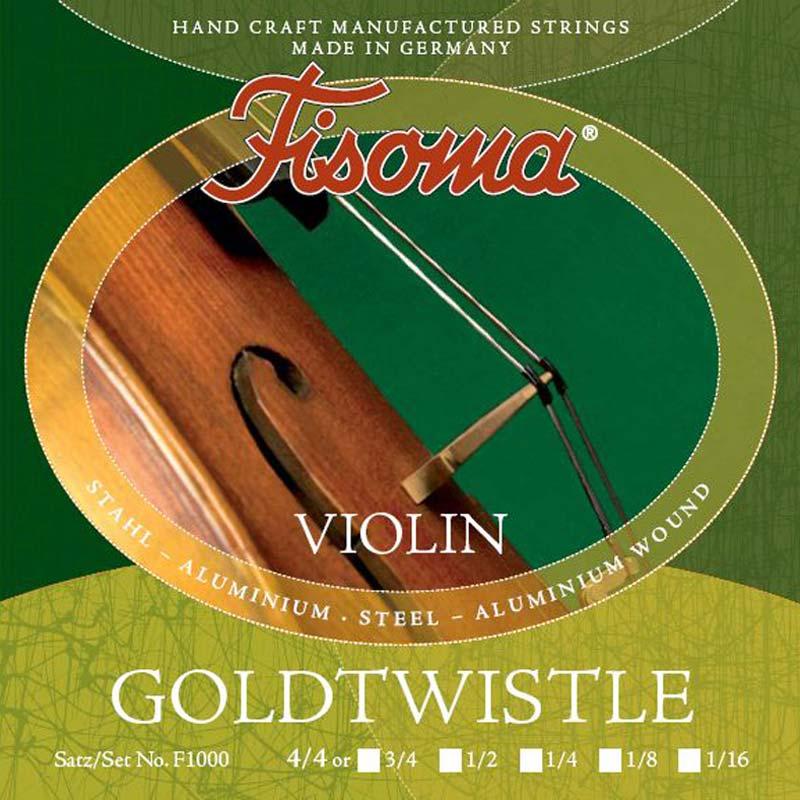 Fisoma Goldtwistle F1000 žice za violinu
