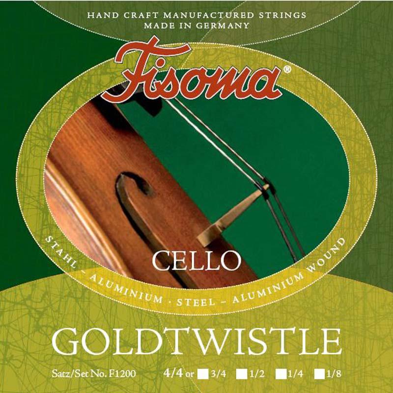 Fisoma Goldtwistle F1200 žice za violončelo