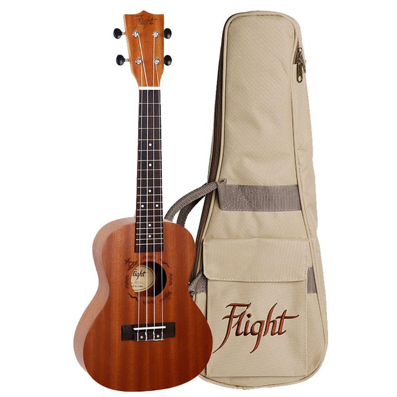 Flight NUC310 Concert ukulele sa torbom