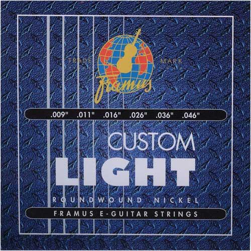 Framus 45210 Blue Label 9-46 set žica za električnu gitaru