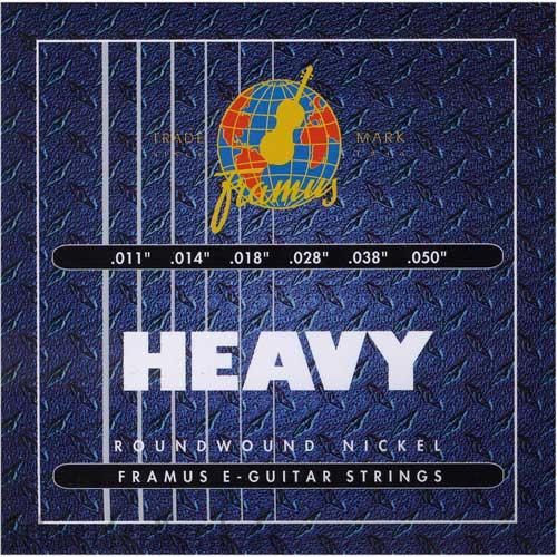 Framus 45230 Blue Label 11-50 set žica za električnu gitaru