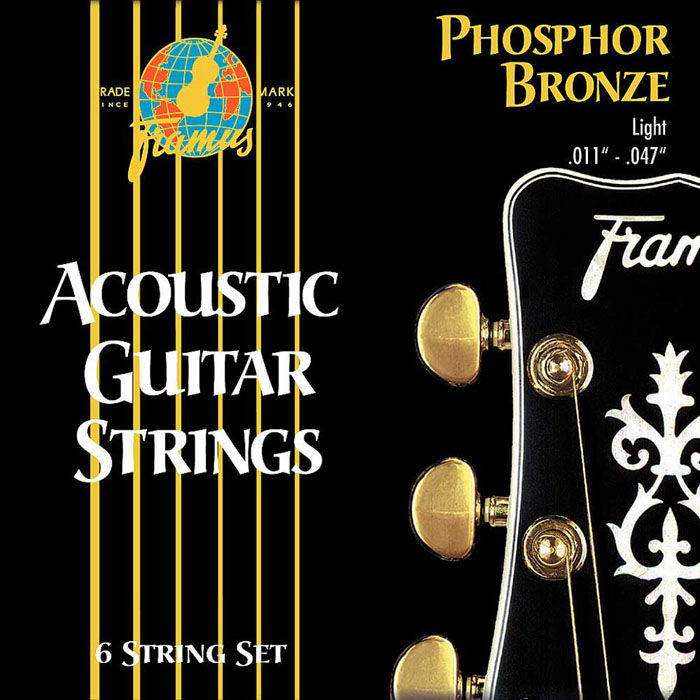 Framus 47200 Phosphor Bronze 11-47 žice za akustičnu gitaru