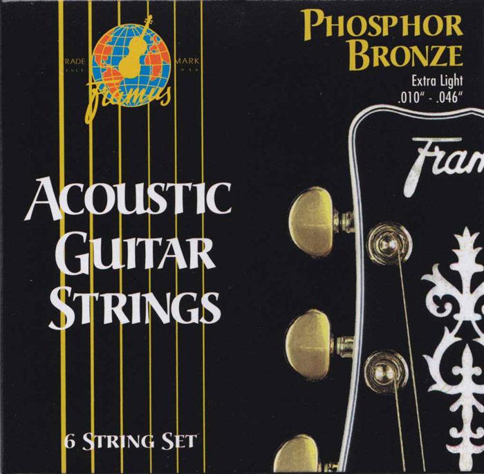 Framus 47210 Phosphor Bronze 10-46 žice za akustičnu gitaru