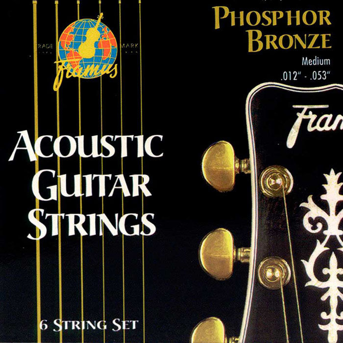 Framus 47220 Phosphor Bronze 12-53 žice za akustičnu gitaru