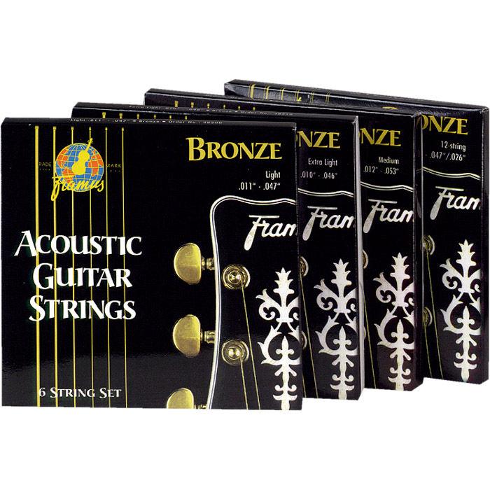 Framus 48220 Bronze 12-53 žice za akustičnu gitaru