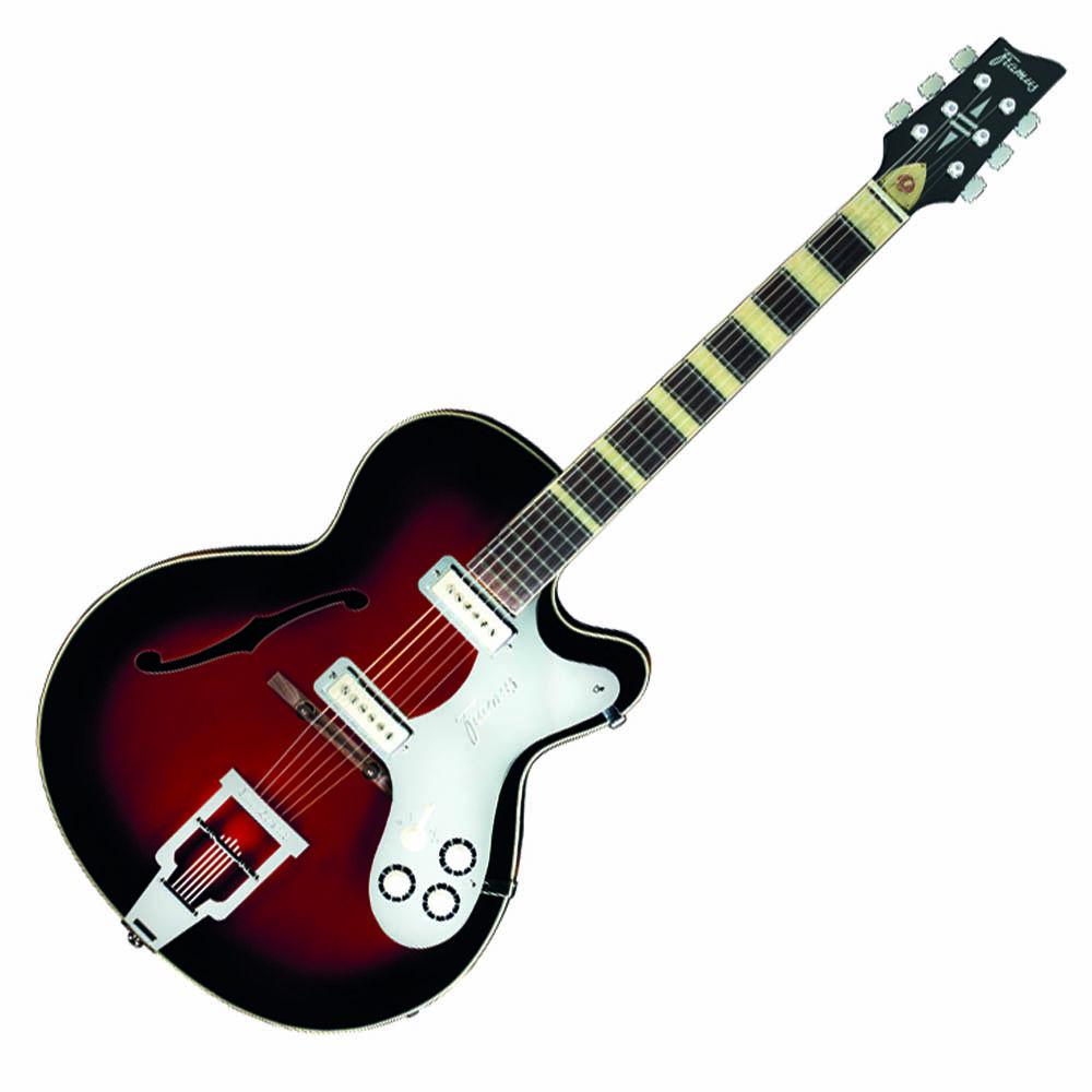 Framus Billy Lorento JG V11 električna gitara