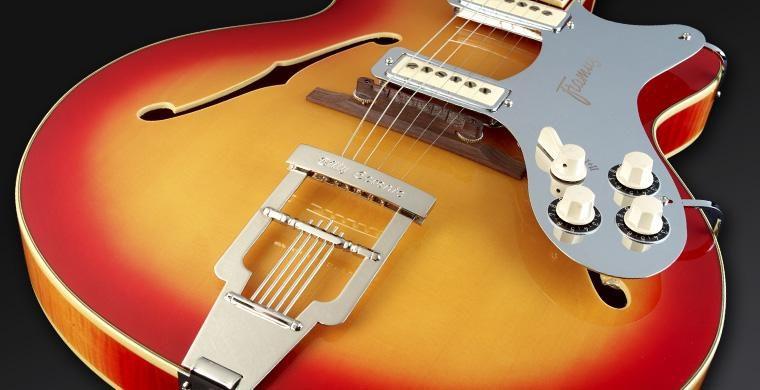 Framus Billy Lorento JG V55 (FR05120) električna gitara