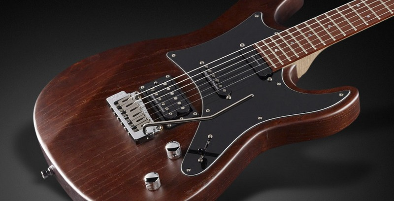 Framus Diablo Pro Antique Tobacco Transparent Satin električna gitara