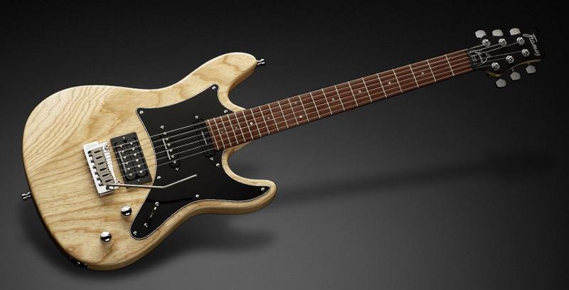 Framus Diablo Pro Natural Transparent Satin električna gitara