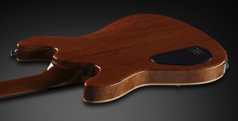 Framus Diablo Supreme Vintage Sunburst  električna gitara