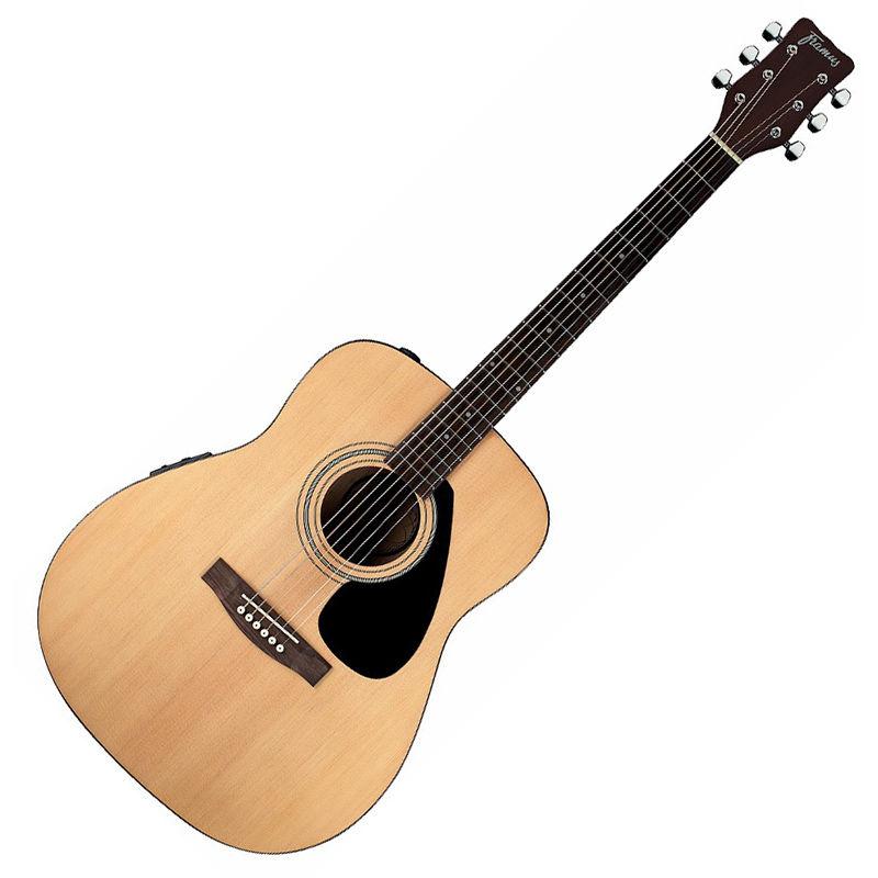 Framus FR A TEXAN NT E ozvučena akustična gitara
