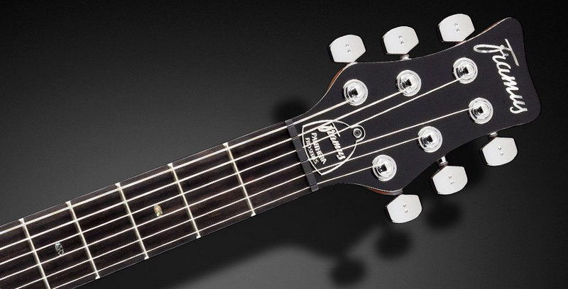 Framus Panthera Pro Burgundy Blackburst električna gitara