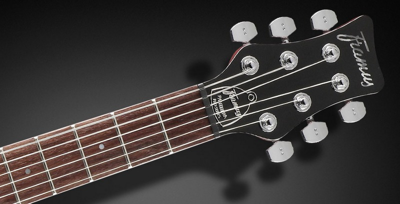 Framus Panthera Pro Burgundy Red  električna gitara