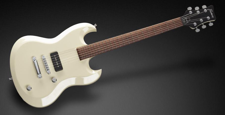 Framus Phil XG PX90 Cream White električna gitara