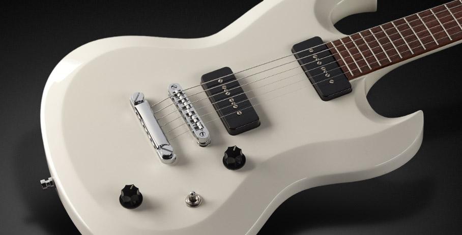 Framus Phil XG PX90/PX90 Creme White električna gitara