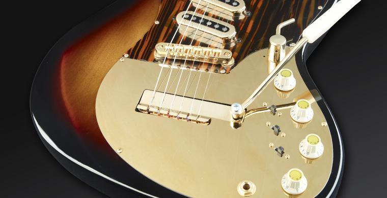 Framus Strato De Luxe DC V68(FR05168) električna gitara