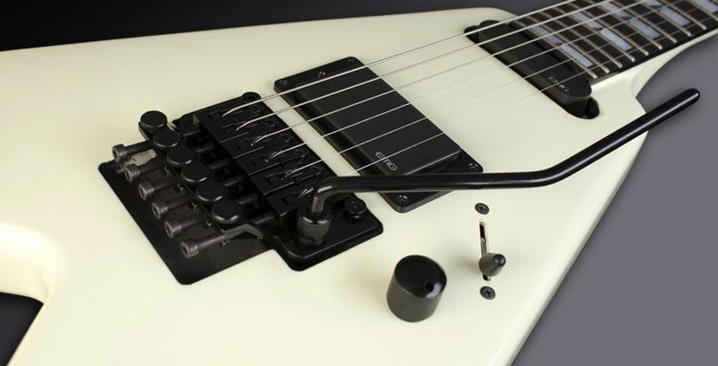 Framus WH1 Wolf Hoffmann signature series električna gitara