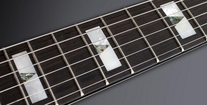 Framus WH1 Wolf Hoffmann silver signature series električna gitara