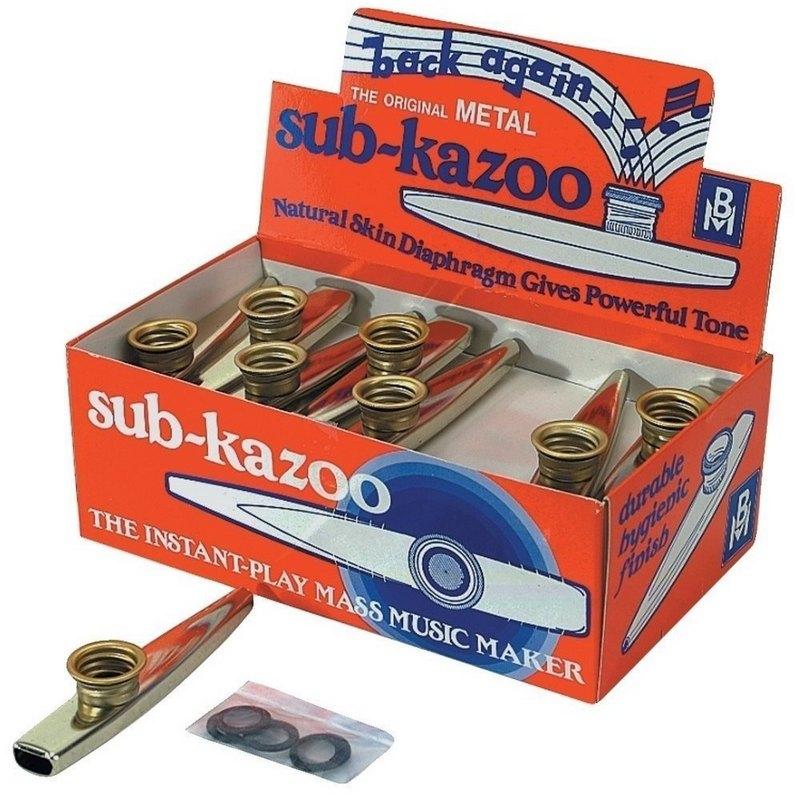 Gewa metalni kazoo