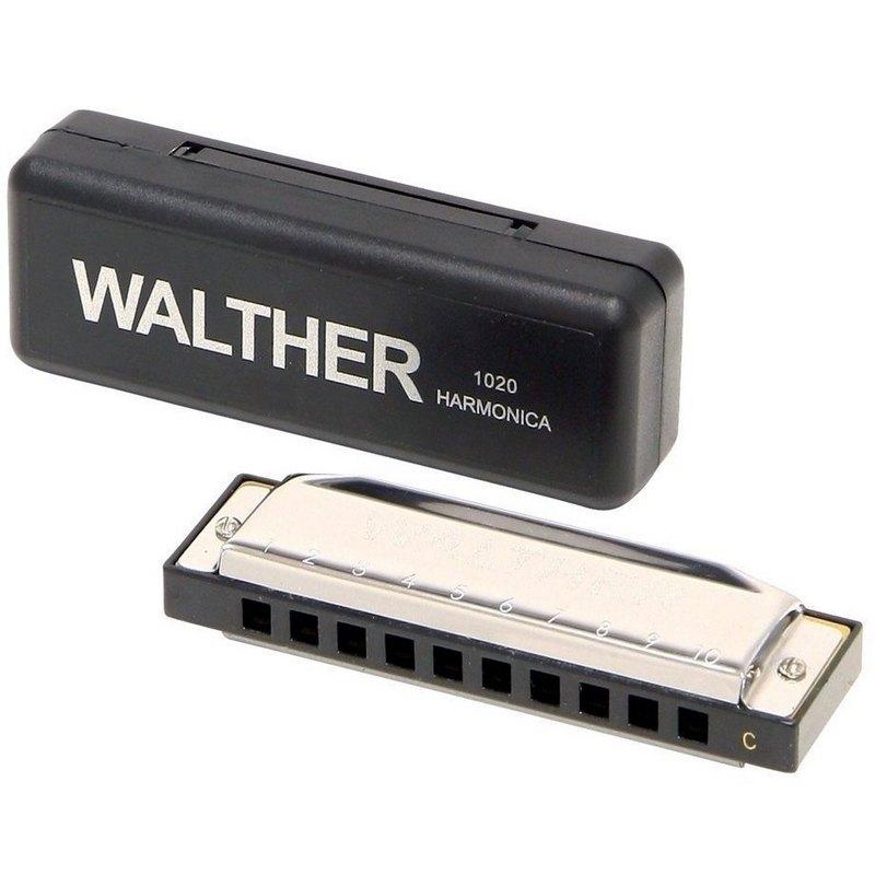 Gewa usna harmonika Walther Richter model