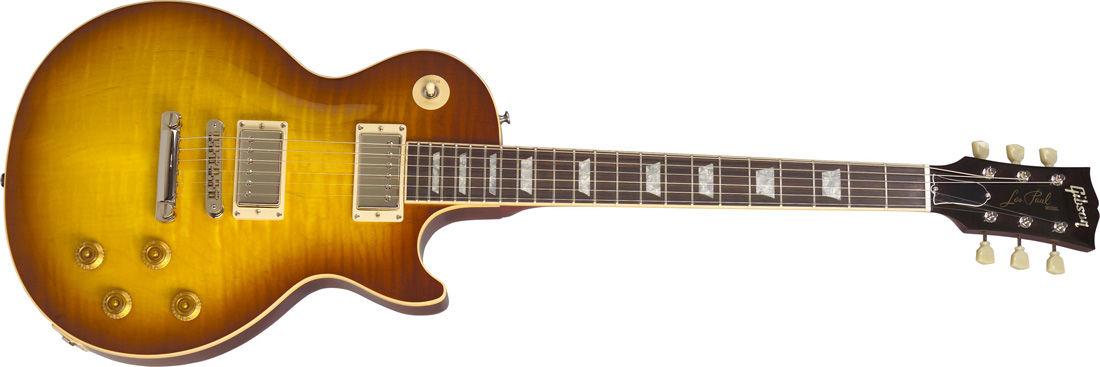Gibson Les Paul Standard plus – Iced Tea Burst