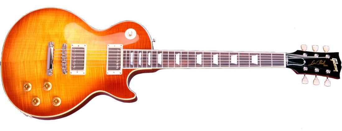 Gibson Les Paul Standard plus – Light Burst