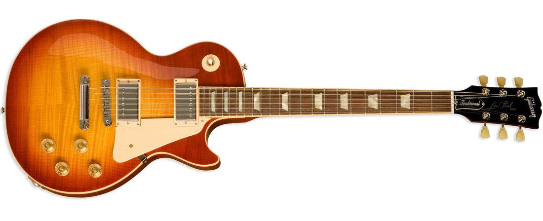 Gibson Les Paul Traditional plus – Heritage Cherry Sunburst