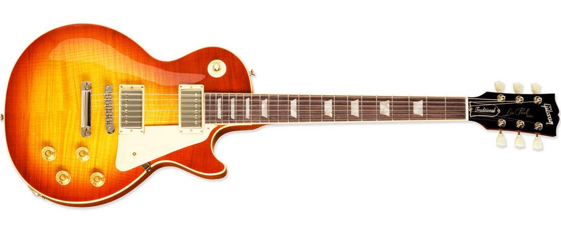 Gibson Les Paul Traditional plus – Light Burst