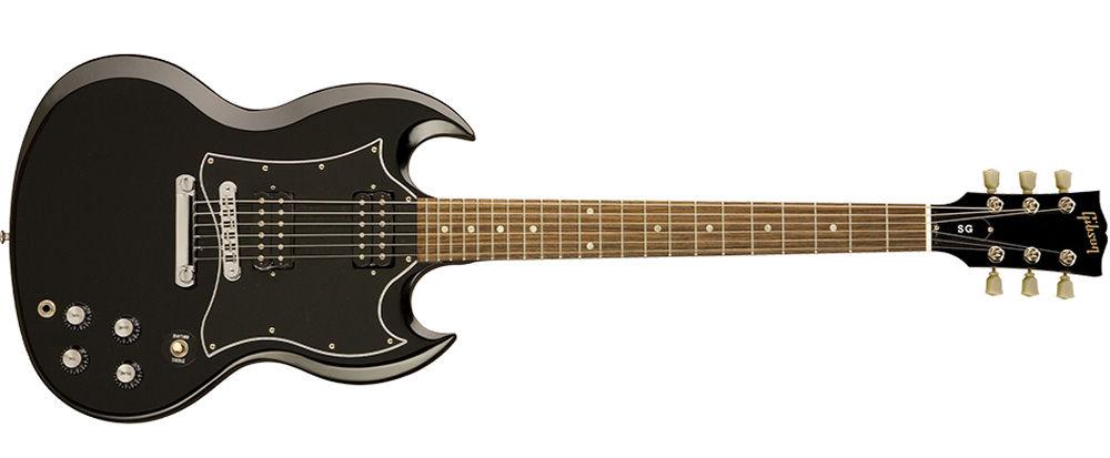 Gibson SG Special – Ebony