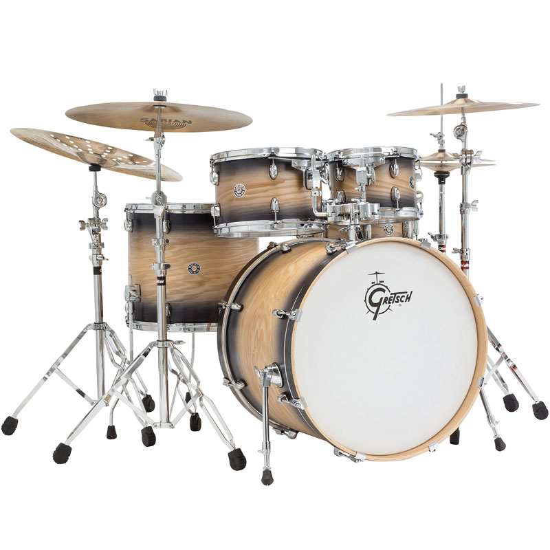 Gretsch Catalina Ash Shellpack  CA1-E825-RBB set bubnjeva