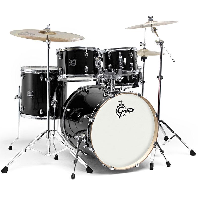 Gretsch Energy GEX-E605-5-BK komplet bubnjeva