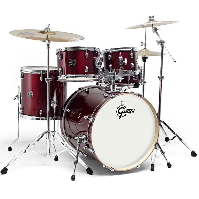 Gretsch Energy GEX-E825-5-WR kompleti bubnjeva