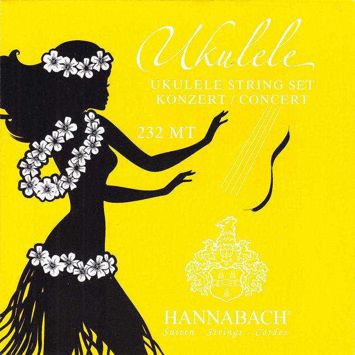 Hannabach 232MT žice za koncert ukulele