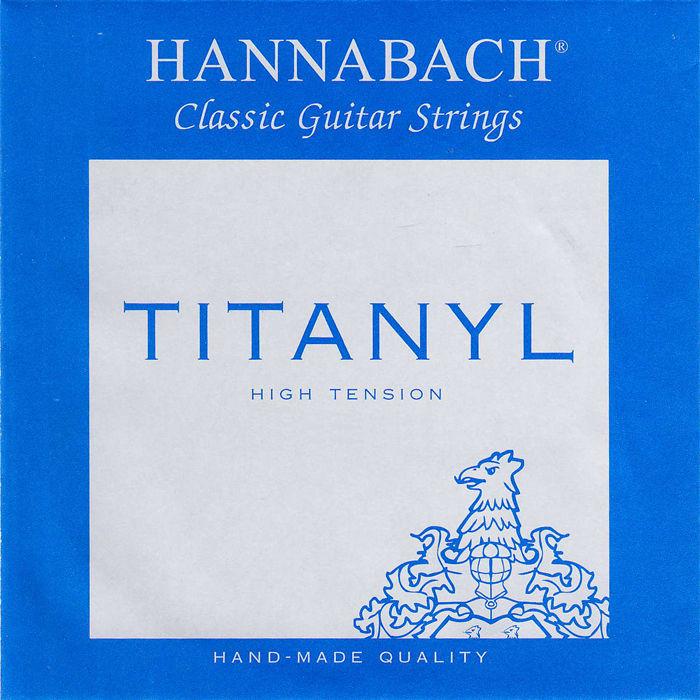 Hannabach 950HT Titanyl žice za klasičnu gitaru (High Tension)