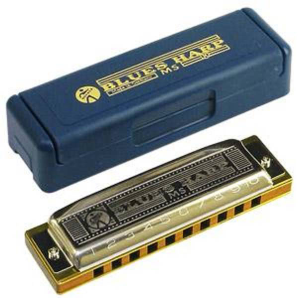 Hohner 532/20 Blues Harp usna harmonika