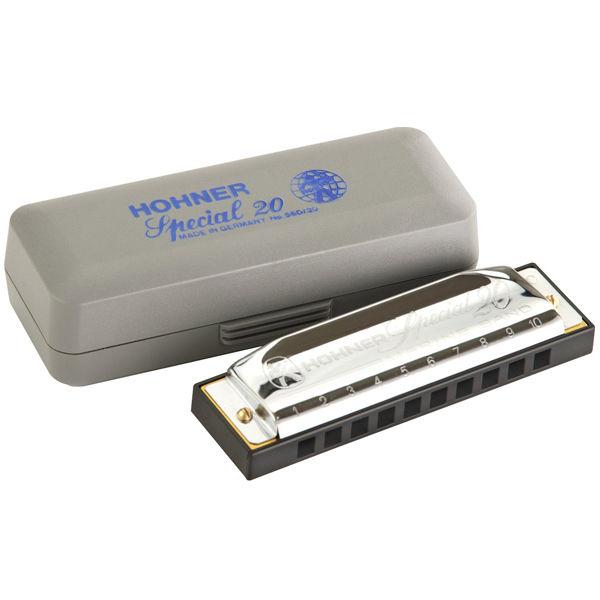 Hohner Special 20 usna harmonika