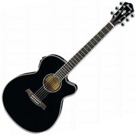 ibanez aeg10ii-bk akustična gitara 1