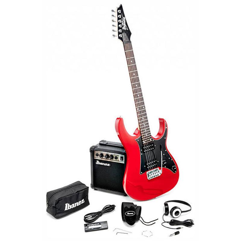 Ibanez IJRG200U-RD električna gitara paket