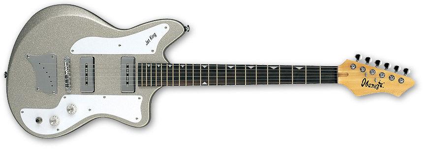 Ibanez JTK30-BSV Jet King Brilliant Silver električna gitara