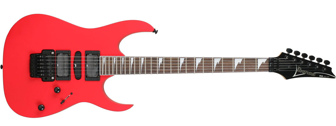 Ibanez RG370DX-RRD električna gitara
