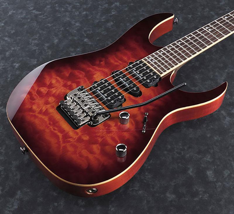 Ibanez RG970WQMZ-BDK električna gitara