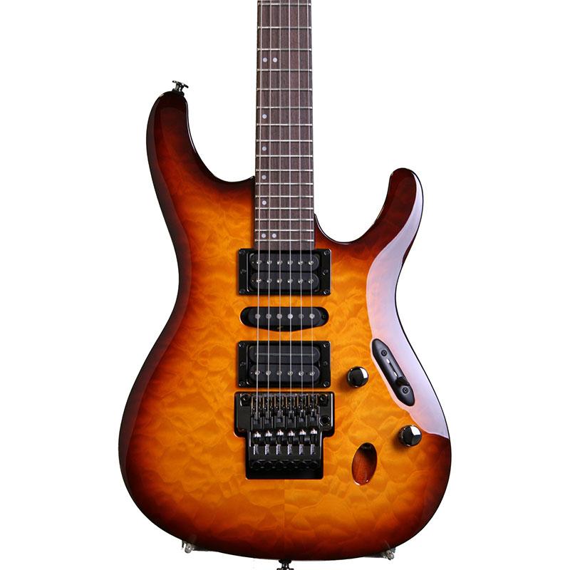 Ibanez S5570Q-RBB električna gitara