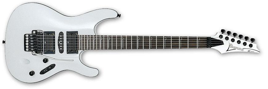 Ibanez S570B-WH White električna gitara