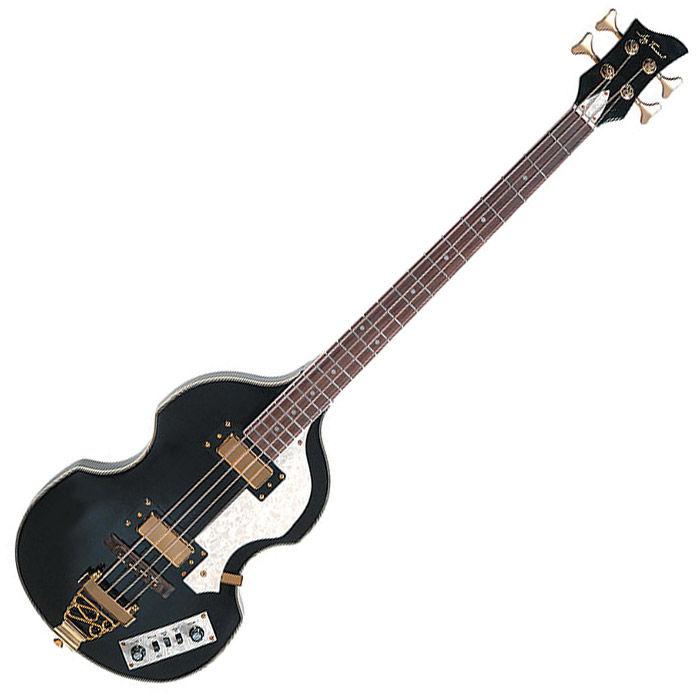 Jay Turser JTB 2B BK bas gitara